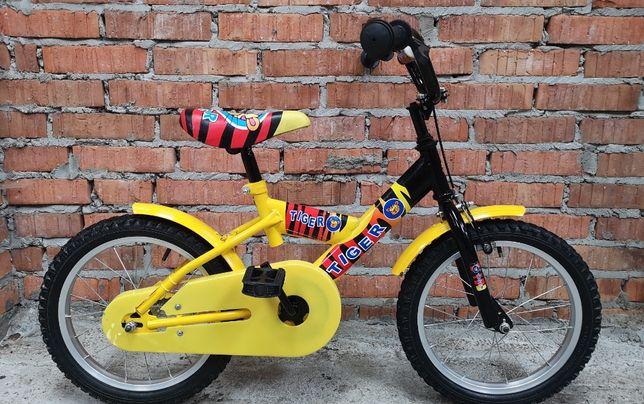 Rower dziecięcy niemiecki Tiger - jak PUKY