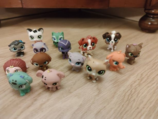 Figurki (NIE Littlest Pet Shop)