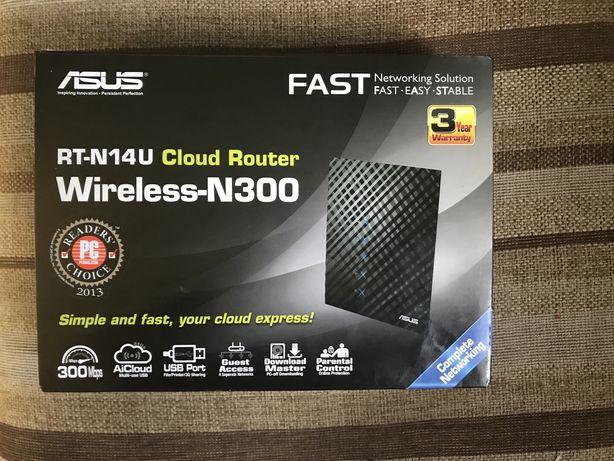 Продам роутер Asus RT-N14U + модем Verizon PP4PX-5000