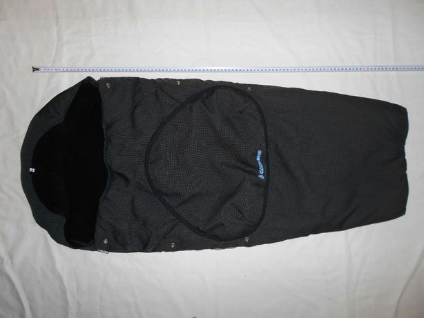 Теплый конверт накладка в коляску или санки Maxi-cosi