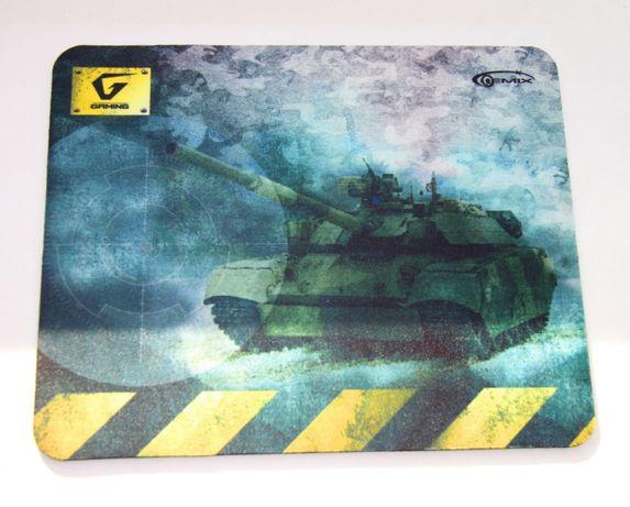 Игровая поверхность Gemix W-01 коврик для мышки WOT Мир Танков Танки