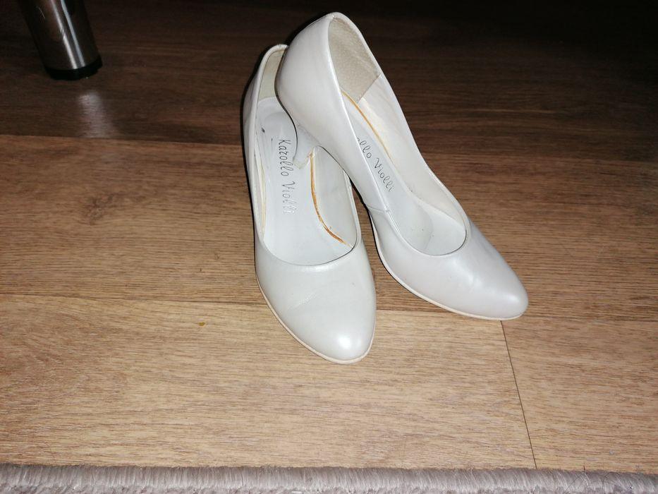 Sprzedam buty ślubne Starachowice - image 1