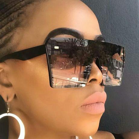 Очки солнцезащитные GIAUSA в квадратной оправе UV400