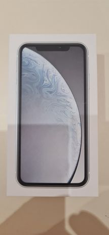 iPhone XR, White, 128 Gb