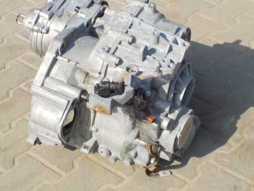 Skrzynia biegow kvc 4x4 tiguan