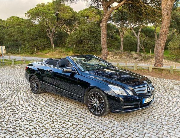 Mercedes e 250 cabrio