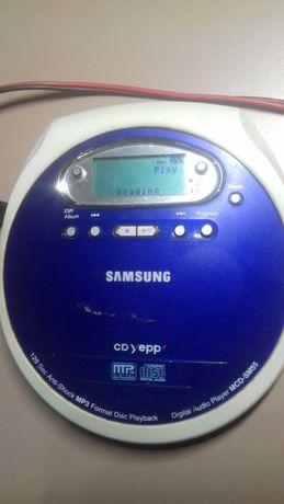 CD плеєр Samsung  з підзарядним