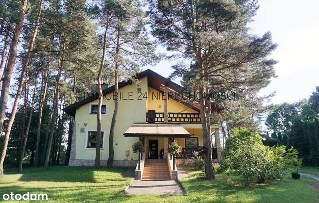 Komfortowy dom z gruntem inwestycyjnym 9.240 m2