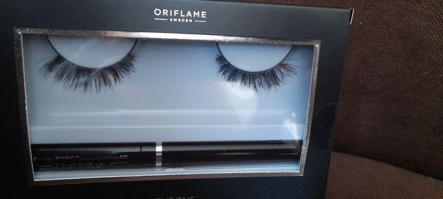 Rzęsy magnetyczne z eyelinerem oriflame