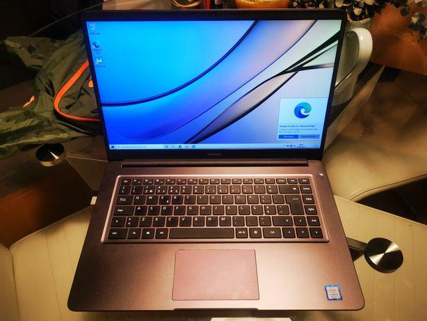 Portátil Huawei Matebook D - i5 / 8gb RAM / 240 gb SSD com seguro