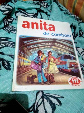 Anita de comboio 1987 da verbo infantil
