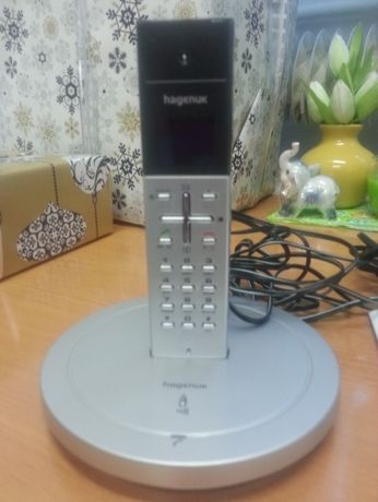Telefon bezprzewodowy Hagenuk Classico Duo