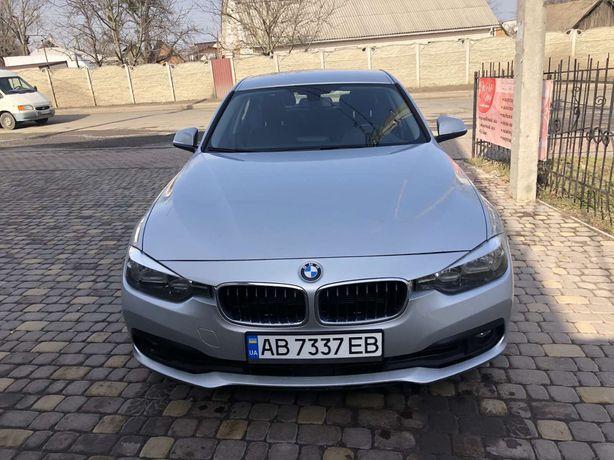 BMW 320 I 2016 г.