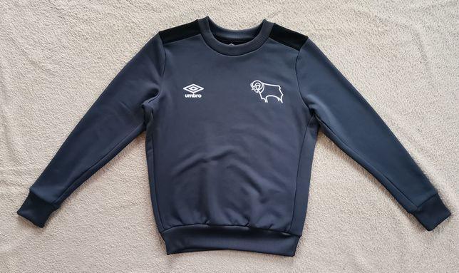 Przepiękna bluza sportowa piłkarska piłka nożna Umbro Derby County 134