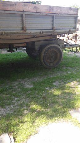 Przyczepa AUTOSAN D478