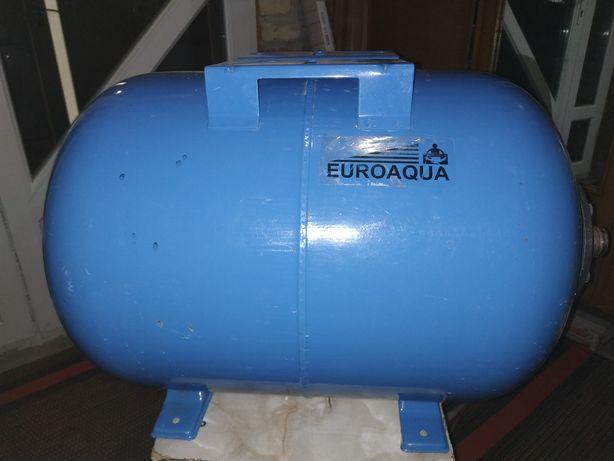 Гідроакумулятор ЄвроАква 50л + мембрана