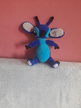 Stitch NOWA ręcznie robiona miękka zabawka