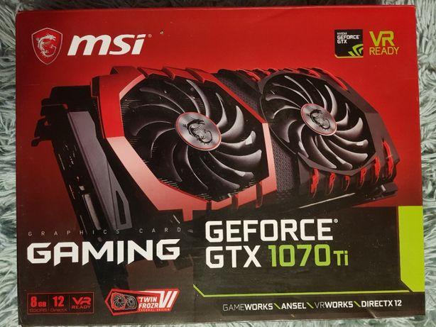 Karta graficzna MSI GeForce GTX 1070 Ti GAMING 8GB GDDR5