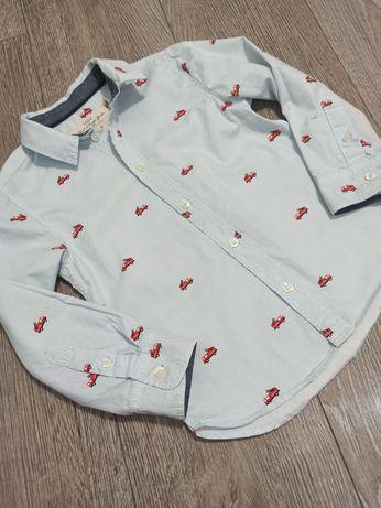 Koszula H&M rozmiar 104