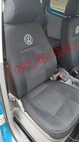 Чехлы Чохли Volkswagen Sharan Golf Caddy Passat B3 B4 B5 Polo LT35 T4