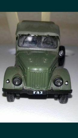 Продам модель ГАЗ 69 А.Атолегенды СССР.