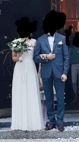 Suknia ślubna marki Marifeld - model Rysalia - 2018