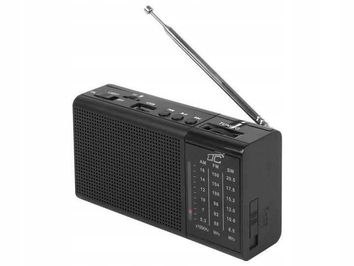 radio przenośne REGA LXLTC2030, lombard madej sc