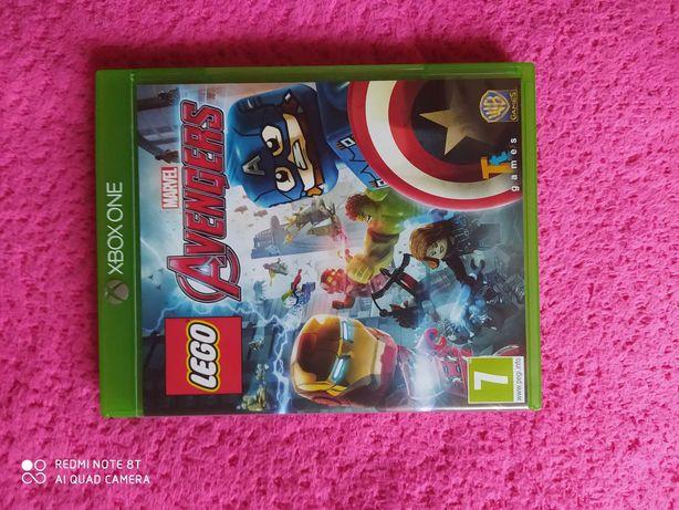 """Lego Marvel ,, Czas Ultrona"""" Xbox One"""