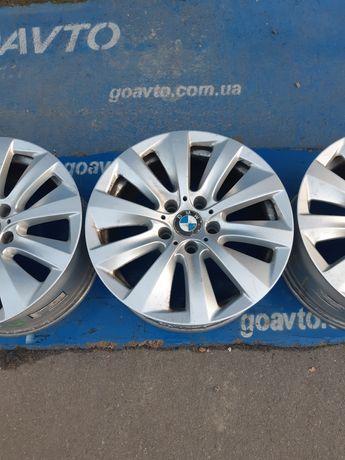 GOAUTO комплект дисков BMW 5/114.3 r17 et30 8j dia72.6 в идеальном