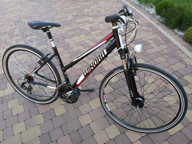 Rower Crossowy Winora Tonga Mała Rama 45 cm Alu Mega Zadbany