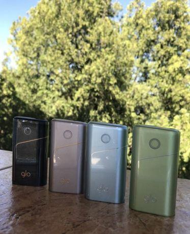 Система нагрівання тютюну Glo Pro, Hyper,  Hyper+