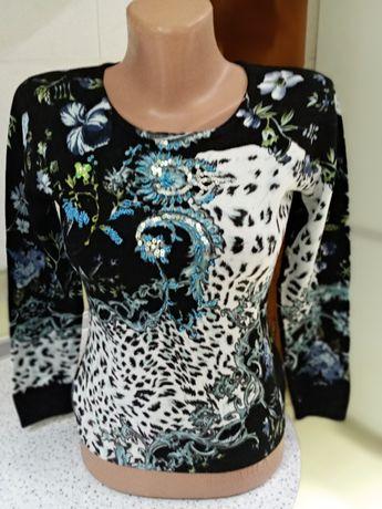 Продам новый кашемировый свитер 46 р-р