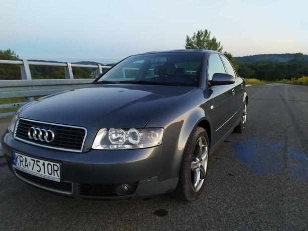 Audi A4 1.9 TDI B6 2004 r.