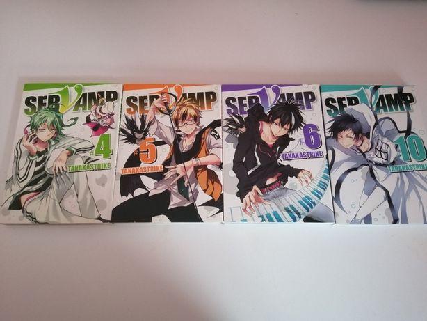 Manga Servamp idealny stan
