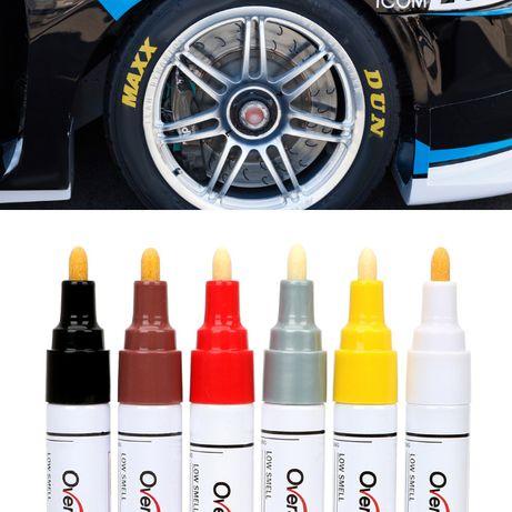 Маркер для шин резины колёс шин карандаш маркеры по резине Paint