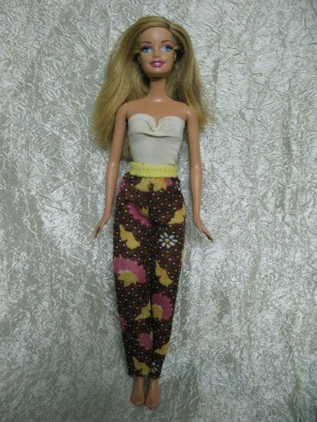 Лялька Барбі, кукла Барби, густе волосся