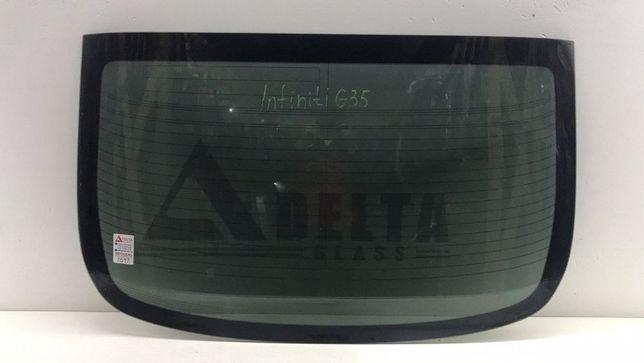 Infiniti G 35 (2007-2013)- заднє тильне скло , 79700JK600