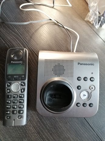 Telefon stajconarny bezprzewodowy Panasonic