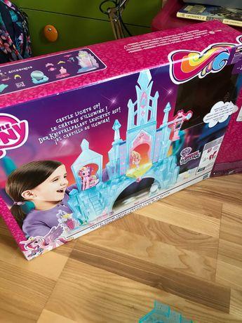 My little pony castle crystal empire zamek