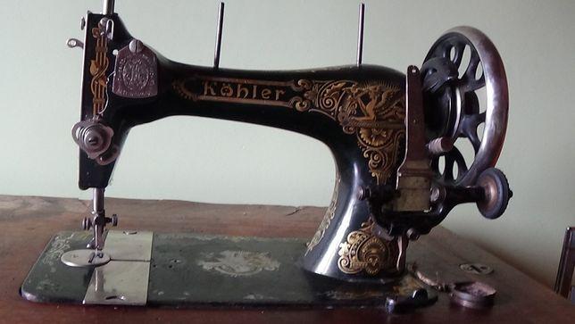 Maszyna do szycia Köhler - antyk