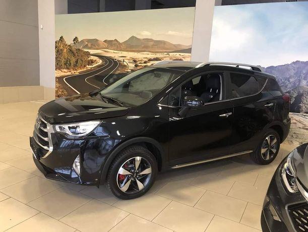 JAC S3 купити новий автомобіль
