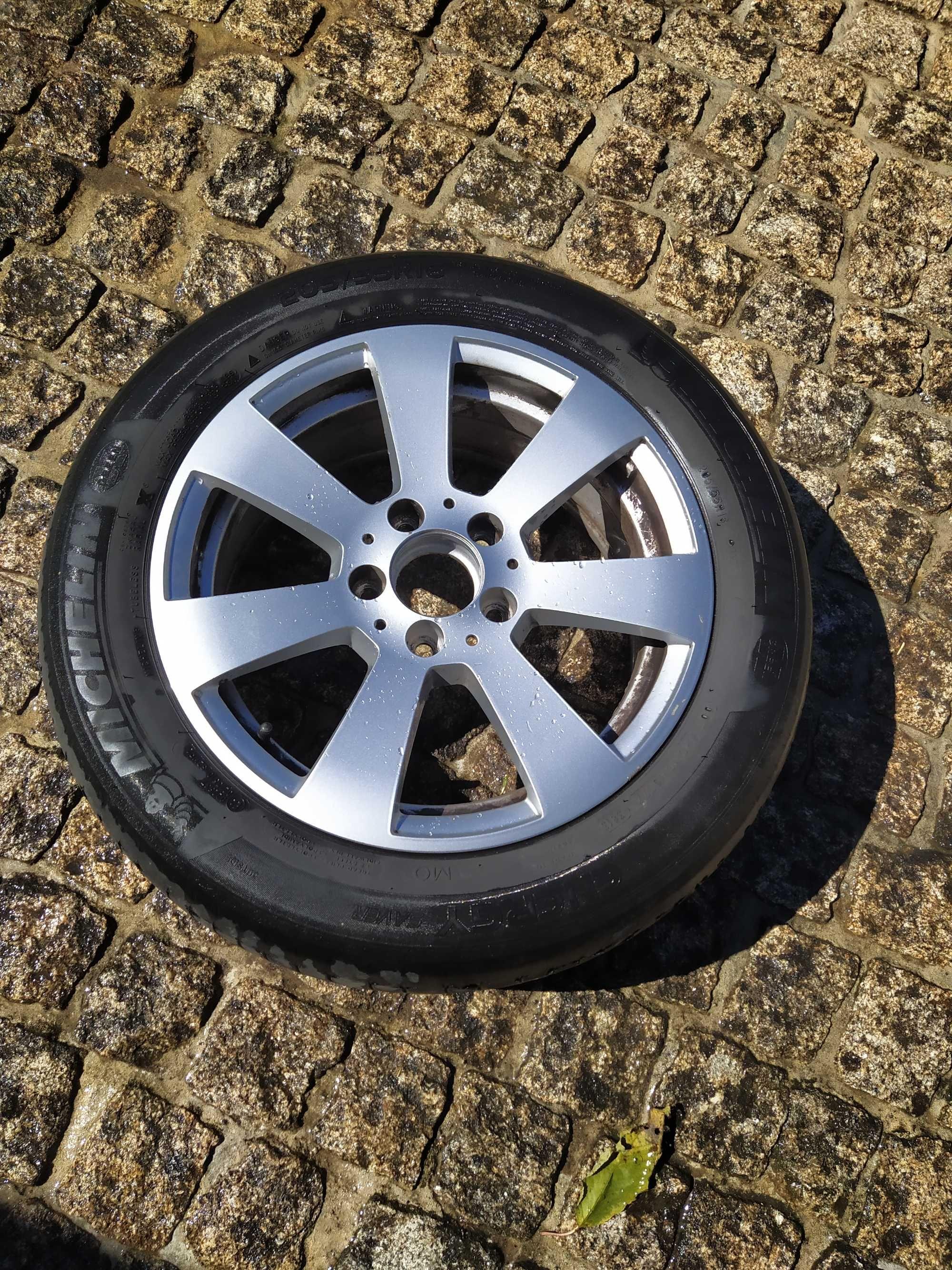 4 Jantes  16 sem pneu Mercedes Benz 220  CDI 2013 novo