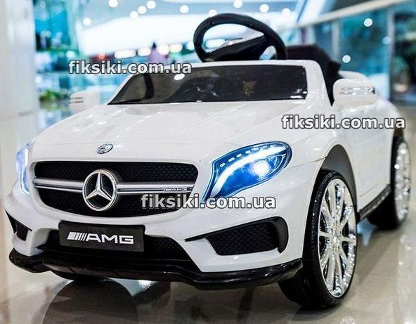 Детский электромобиль M3995 белый, Дитячий електромобiль