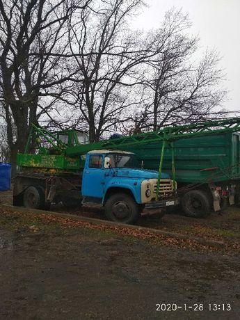 Продам автокран ЗИЛ-130 КС2561А