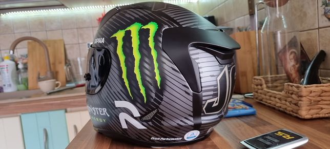 Kask HJC RPHA 11 94 Special MC5SF Monster r. M