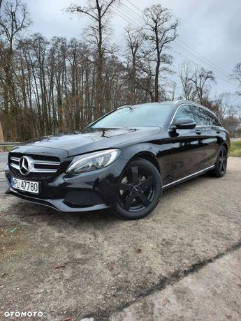 Mercedes-Benz Klasa C Mercedes Benz Klasa C 2015R 136KM