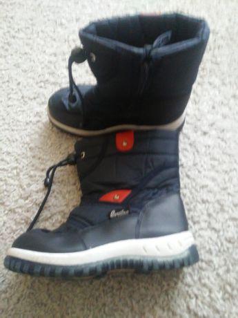 Buty zimowe chlopiece rozmiar 31