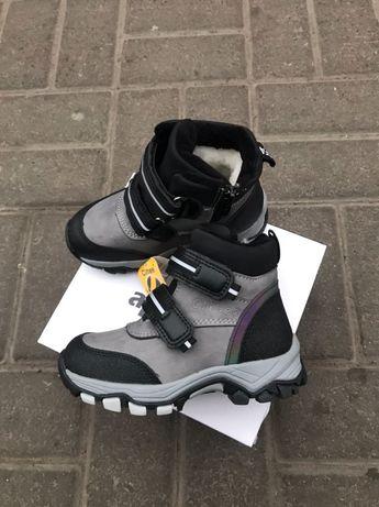 Зимові ботинки !!!