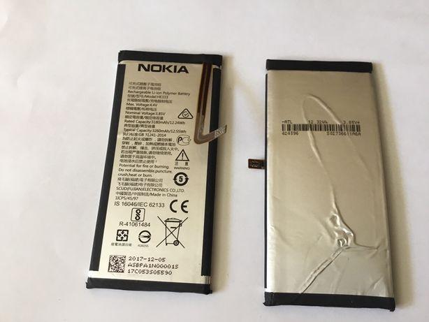 Аккумуляторы Nokia HE 333 и другие