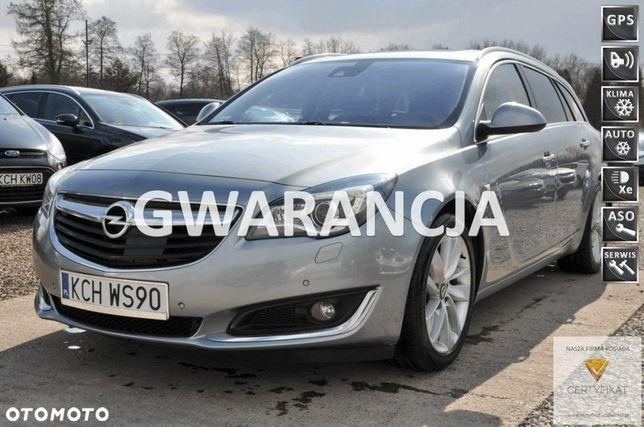Opel Insignia xenon*ledy*kamera cofania*nawi*cosmo*gwarancja*panorama dach*bose
